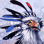 Bill Moomey - Secretary Bird