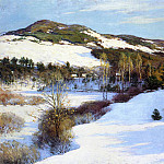 Willard Leroy Metcalf - Cornish Hills
