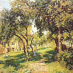 Willard Leroy Metcalf - the path 1912-15