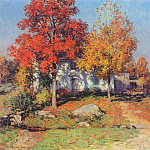 Willard Leroy Metcalf - october 1908