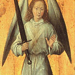 The Archangel Michael c1479, Michael John Angel