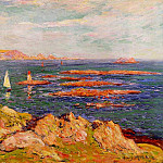 Henry Moret - By the Sea