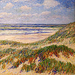 Henry Moret - The Dunes at Egmond Holland 1900