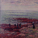 Henry Moret - The Breton Coast