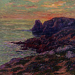 Henry Moret - Ile dOuessant Finistere 1909