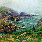 Henry Moret - Foggy Weather Brittany 1907