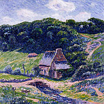 Henry Moret - Farm at Doelan