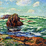 Henry Moret - Pern Ile dOuessant 1902