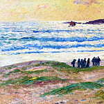 Henry Moret - Coast of Brittany 1906