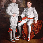 Metcalfe_Gerald_F._Portrait_of_Molson_Brothers_Harold_and_Eric_sons_of_J._Elsdale, Eric Olson