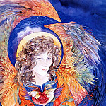 Helen Nelson-Reed - Angel of the Heart Chakra