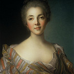 Jean Marc Nattier - Portrait of Madame Dupin (1706-1795)