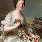 Jean Honore Fragonard - Portrait of a Lady