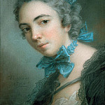 Jean Marc Nattier - Young Girl
