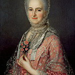 Jean Marc Nattier - Mrs Jane Huddleston