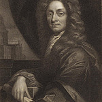 Sir Godfrey Kneller - Sir Christopher Wren