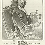 Thomas Holles Pelham, Duke of Newcastle, H Tom Hall