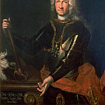Field Marshall Count Guidobald von Starhemberg (1654-1737), Austrian military commander, H Tom Hall