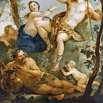 Charles-Joseph Natoire - THE TRIUMPH OF BACCHUS