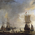 The Ship-yard in Amsterdam