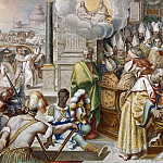 Pinturicchio (Bernardino di Betto) - Council of Nicaea