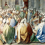 Pinturicchio (Bernardino di Betto) - Fourth Council of Constantinople