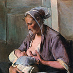 Elizabeth Nourse - Motherhood, 1897