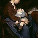 Elizabeth Nourse - La mere (The Mother)