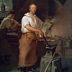 Élisabeth Louise Vigée Le Brun - Pat Lyon At The Forge