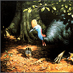 pa F&B WilliamTCooper SouthernCassowary, William Cooper