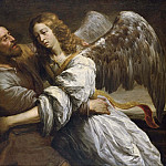Jacob Fighting the Angel [Attributed]