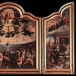 Bernaert Van Orley - The Last Judgement