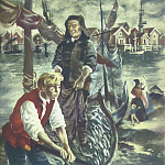 Maria Orlowska - am chapter40b fishermen in Bohuslдn