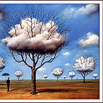 Rafal Olbinski - The Arbitrary Change Of The Season