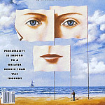 Rafal Olbinski - The Atlantic Monthly Sep 1994