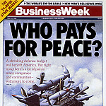 Rafal Olbinski - BusinessWeek Jul 1990