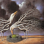 Rafal Olbinski - Occasional loss of identity