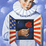 Rafal Olbinski - The Year That Was