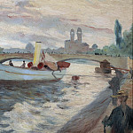 Motif from the Seine