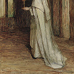 Sir William Quiller Orchardson - The Nun