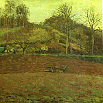 Camille Pissarro - The Field