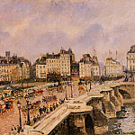 Camille Pissarro - The Pont-Neuf,1902