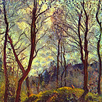 Camille Pissarro - Landscape with Big Trees