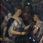 Venus with a Mirror [After]