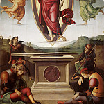 Pinturicchio (Bernardino di Betto) - Resurrection