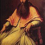 Sebastiano del Piombo - Portrait of Cardinal Reginald Pole