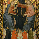 Giovanni Battista Cima da Conegliano - Coronation of the Virgin