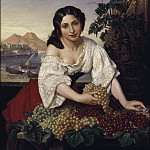 Giovanni Francesco Romanelli - Italian Fruit Seller