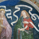 Musei Vaticani - fresco - Andrew and Isaiah