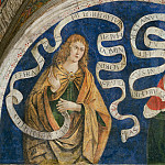 Musei Vaticani - fresco - Micah and the Tiburtine Sibyl